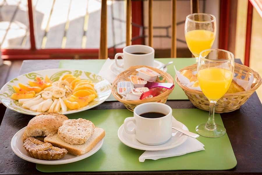 Desayuno SUM